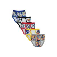 Sonic the Hedgehog Boys 5pk Briefs