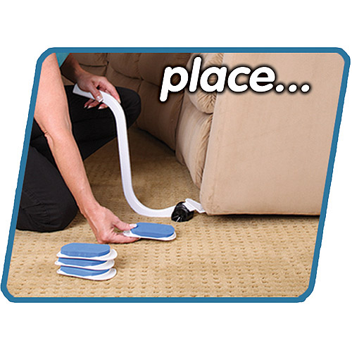 As Seen on TV EZ Moves Furniture Mover - Walmart