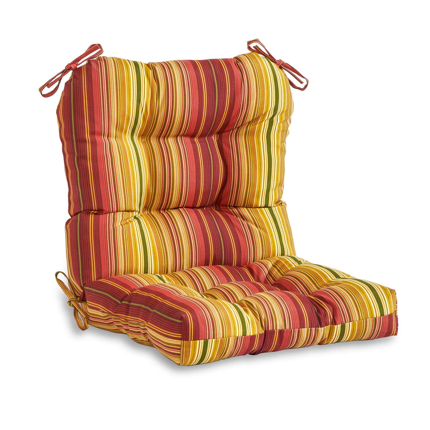 Greendale Home Fashions Kinnabari Outdoor Seat/Back Combo Cushion