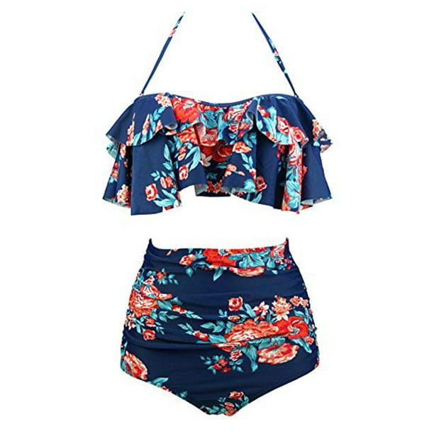 The Best Walmart Plus Size Bathing Suits  Background