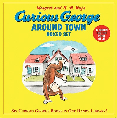 Curious George: Curious George Around Town Boxed Set (Box of Six Books) (Other)