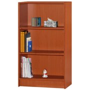 Pemberly Row 3 Shelf Bookcase in Cherry