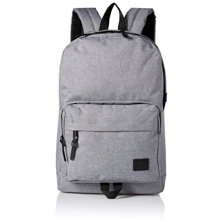 Space-Dyed Dome Men's Zip Top Backpack Bag Not