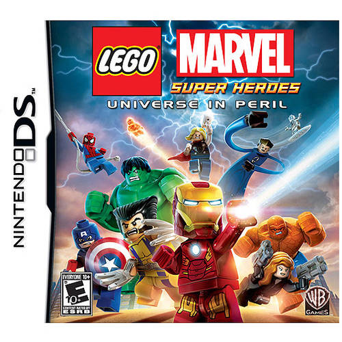 Lego Marvel Super Heroes: Universe in Peril (DS) - Pre-Owned