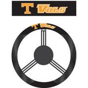 NCAA Tennessee Volunteers Steering Wheel Cover