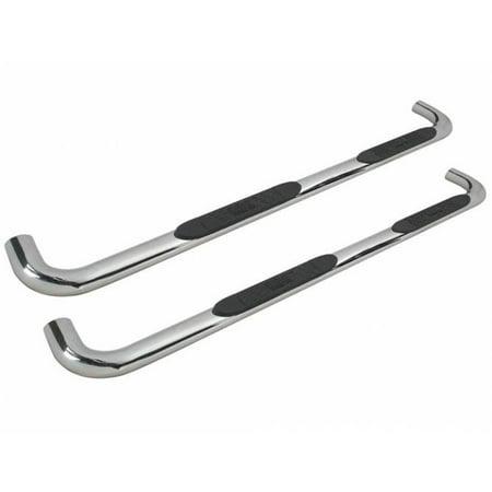 Westin 21-3610 11-16 Grand Cherokee Polished Platinum Oval Step Bars - image 2 de 2