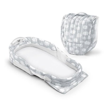 Baby Delight Snuggle Nest Surround XL Infant Side Crib ()