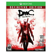 Devil May Cry, Capcom, Definitive Edition XBOX One, 00013388550104