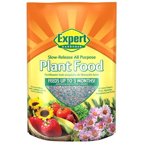 Expert Gardener All Purpose Water Soluble Plant Food, 1.5 lbs ...