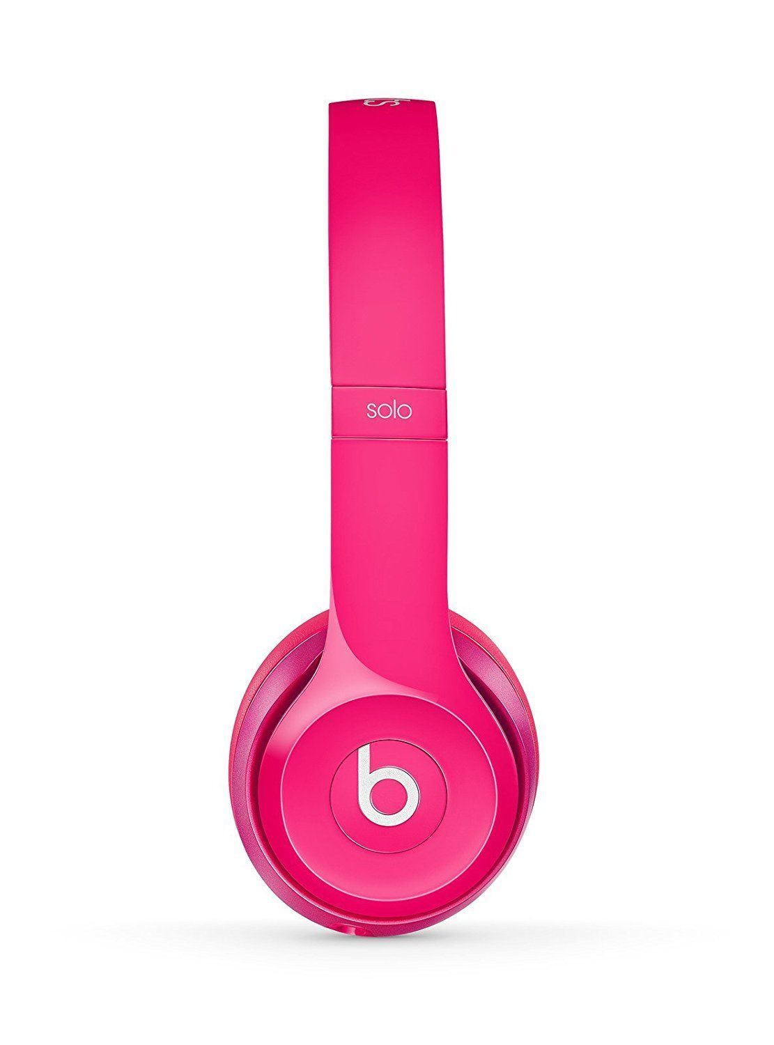 Beats By Dr Dre Solo2 Wired On Ear Headphones Pink Walmart Com Walmart Com
