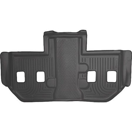 Husky Liners 3rd Seat Floor Liner Fits 11-14 Suburban - 2nd Row