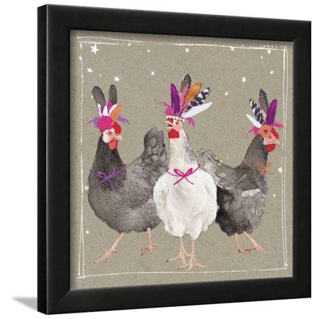 - Fancy Pants Farm XI Framed Print Wall Art By Hammond Gower
