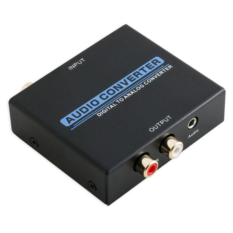 IOCrest Digital to Analog Audio Converter