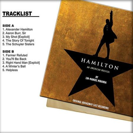 Original Broadway Cast of Hamilton - Hamilton (Original Broadway Cast Recording) - Vinyl