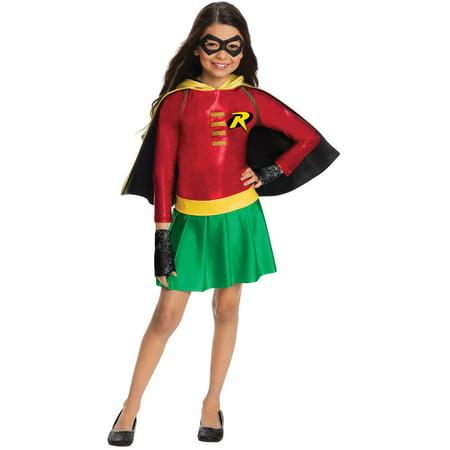 Girls Harley Quinn Hoodie Dress - Harley Quinn Hoodie
