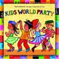 Putumayo World Kids World Party CD