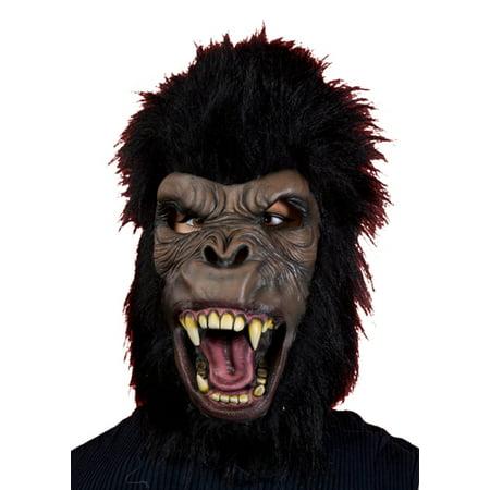 Scary Ape Monkey Face Mask