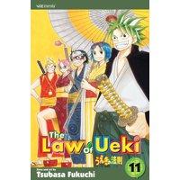 The Law of Ueki, Vol. 11