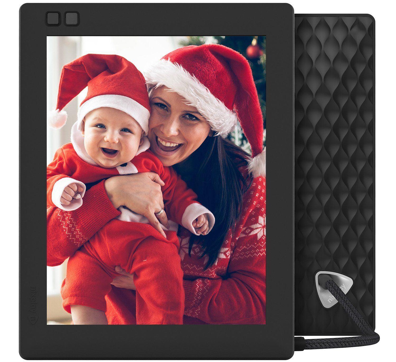 Nixplay Seed 8 Inch Wifi Digital Photo Frame Black Walmartcom