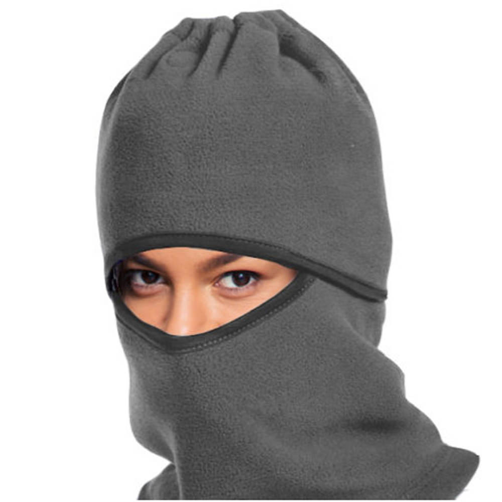 Windproof Balaclava Ski Mask Neck Warmer For Men & Women by E-tel
