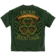 Cotton Irish Firefighter Graphic T-Shirt