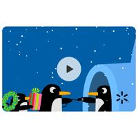 Igloo Penguins Walmart eGift Card