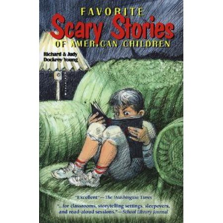 Favorite Scary Stories of American Children for $<!---->