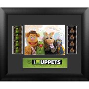 Trend Setters Muppets 2011 Double FilmCell Presentation Framed Vintage Advertisement