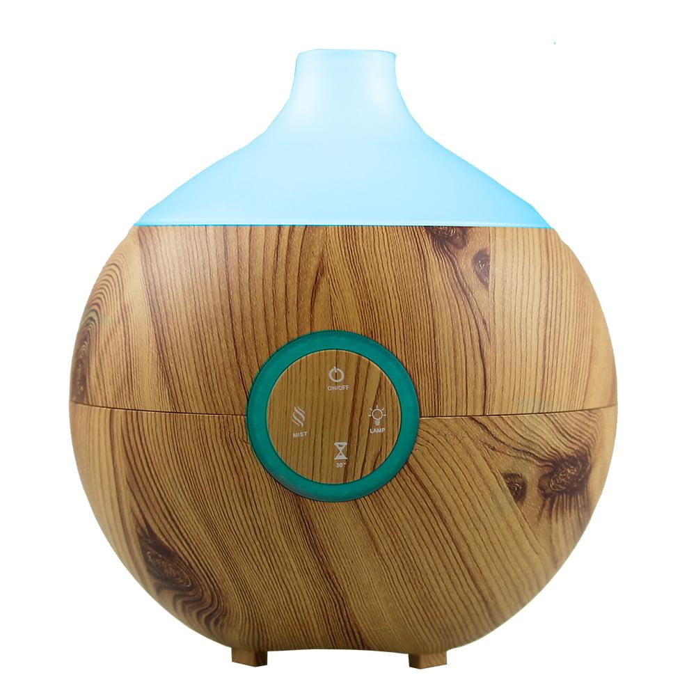 Aroma Pure Mist Diffuser Fragrance Essential Oil Humidifier Aromatherapy Purifier Walmart Com Walmart Com