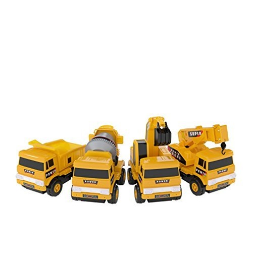 MOTA Mini Construction Toy Set - Set of 4