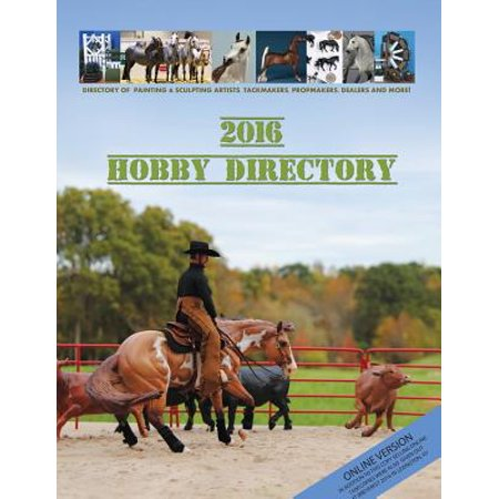 Direct Ship - 2016 Ingram Version Hobby Directory : Print on Demand from Ingram Spark Shipped Direct to Customer