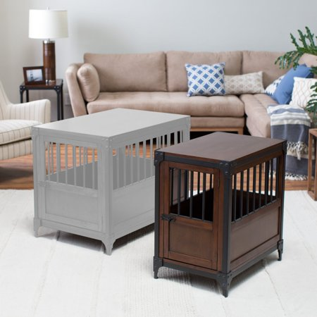 Boomer George Trenton Pet Crate End Table
