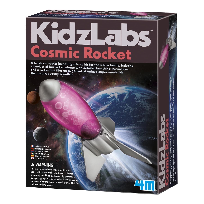 4M KidzLabs Cosmic Rocket Kit