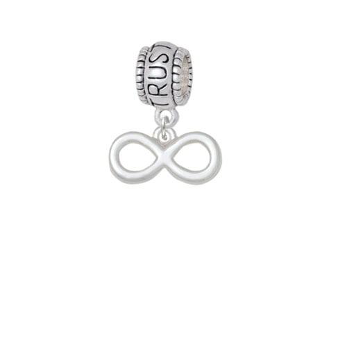 Medium Infinity Sign - Trust In God Charm Bead