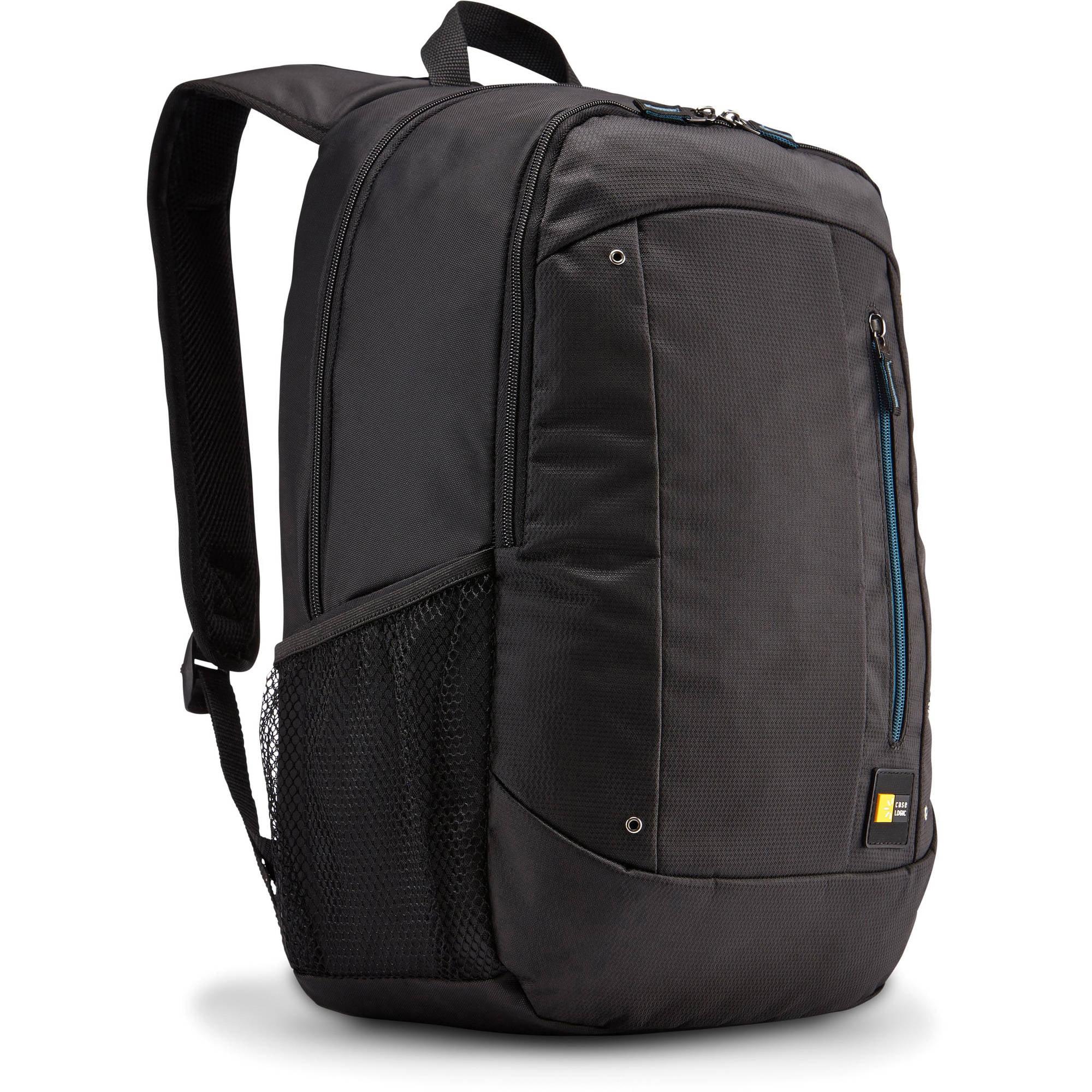 Case Logic Laptop and Tablet Backpack - Black (WMBP-115)