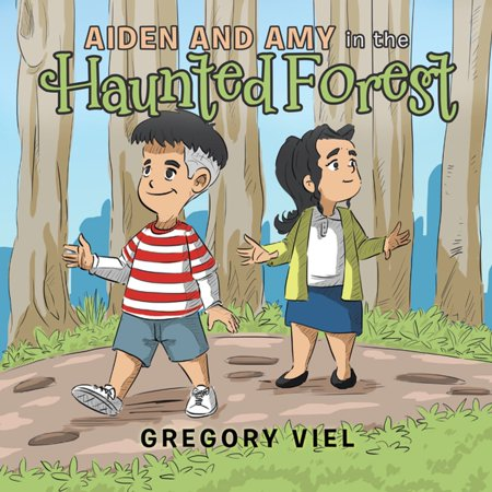 Aiden and Amy in the Haunted Forest - eBook