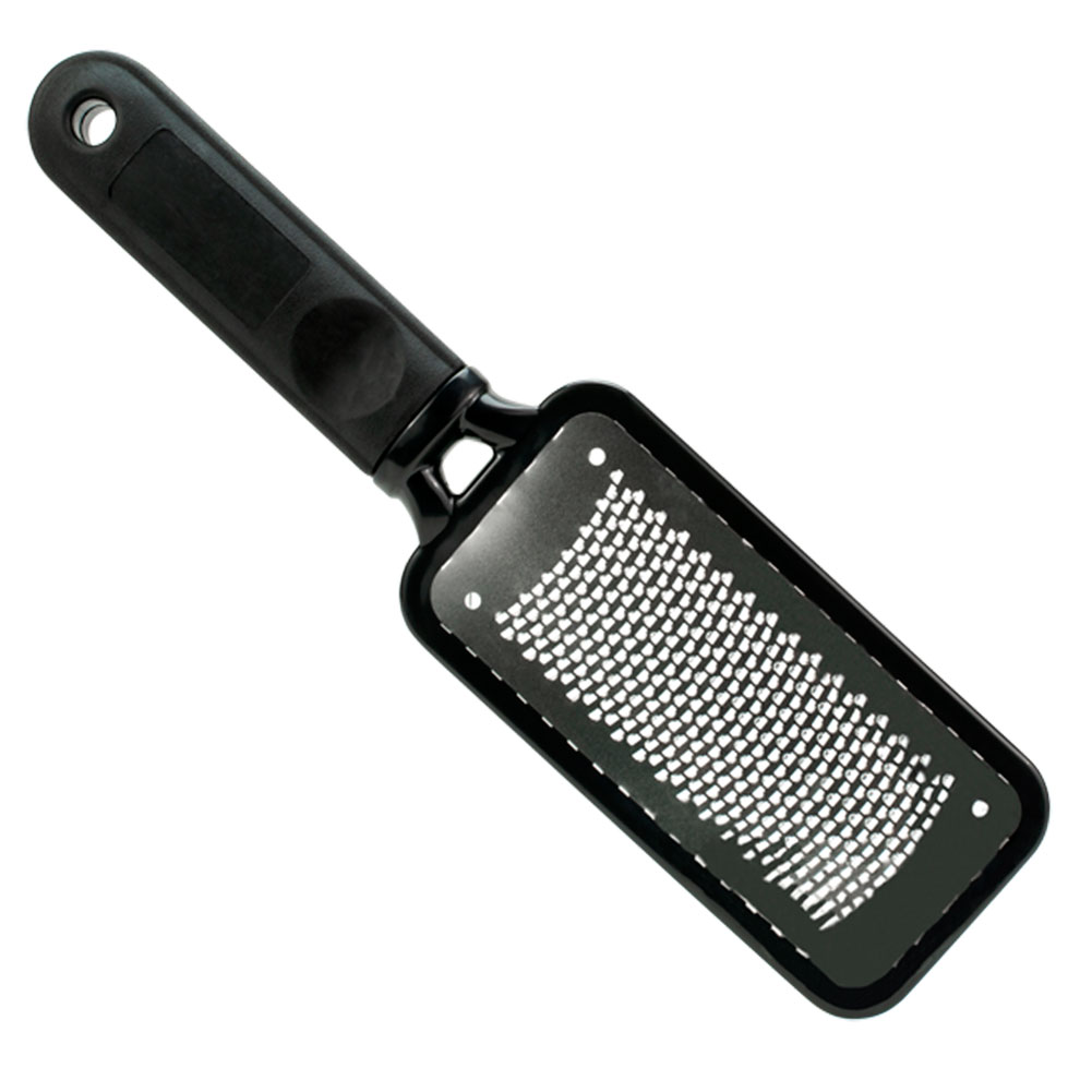 DL Professional Jumbo Foot File Rasp, BLACK, C269