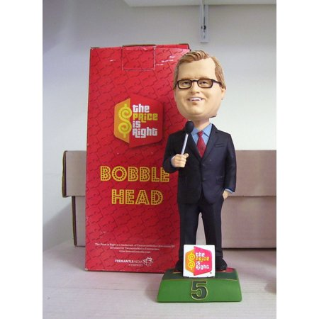 Drew Carey  Game Show The Price Is Right Bobblehead