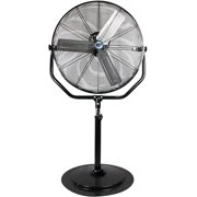 """Best Industrial Fans - MaxxAir HVPF30YOKEUPS 30"""" Industrial Pedestal Fan, High Powered Review"""