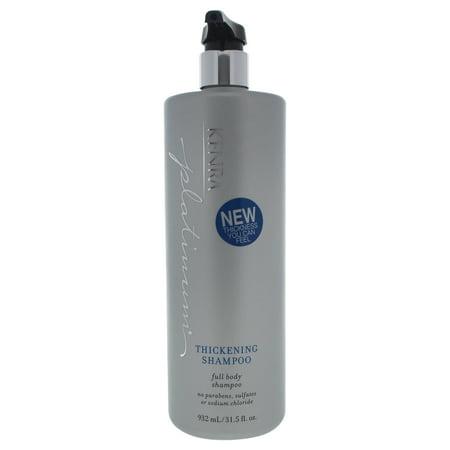 Platinum Thickening Shampoo by Kenra for Unisex - 31.5 oz Shampoo - image 1 of 1