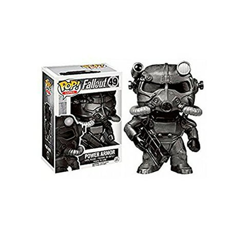 2015 Black Friday Gamestop Exclusive Power Armor Funko POP! Figure