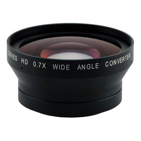 Century Optics 0.7x Wide Angle Converter Lens for the Sony HDR-FX1, HVR-Z1U HDV Video Camcorders