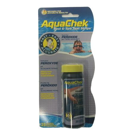 Aquachek 562249 Swimming Pool Spa Peroxide Alkalinity Ph