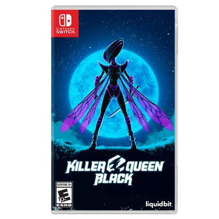 Killer Queen Black; Nighthawk Interactive; Nintendo Switch