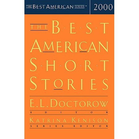 The Best American Short Stories 2000 (Best Inventions Of 2000)