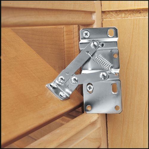 """Rev-A-Shelf 6552-95-0220 6552 Series Hinges for Tip-Out Trays 16"""" or Longer"""