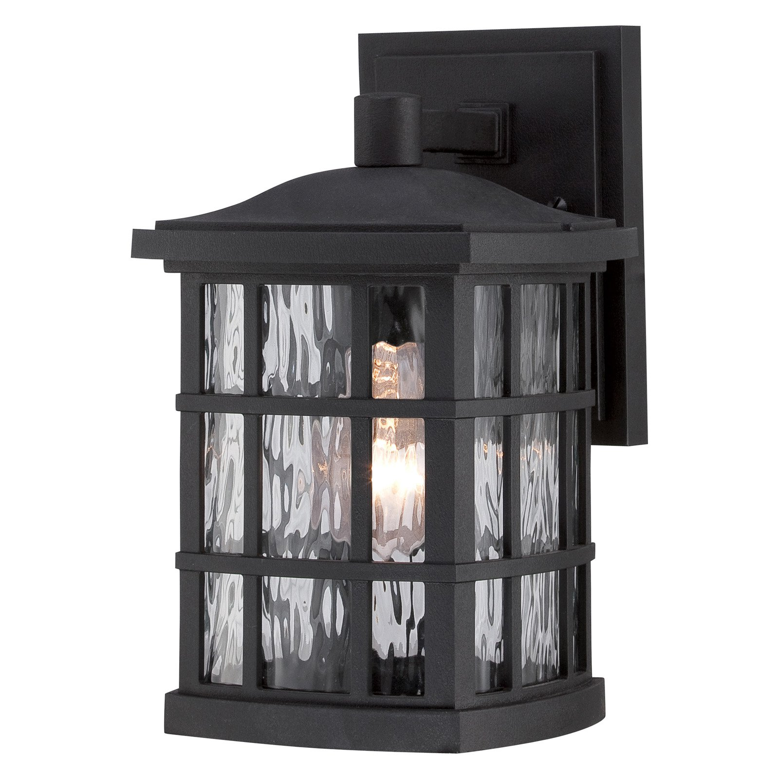 Quoizel Stonington SNN8406 Outdoor Wall Lantern