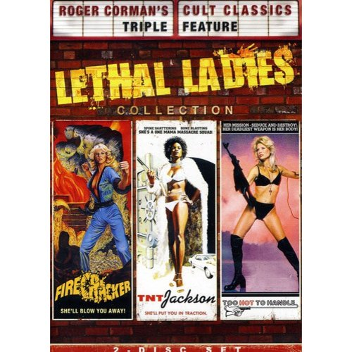 Roger Corman's Cult Classics Triple Feature: Lethal Ladies Collection (Full Frame)