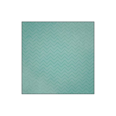 Paper House Paper 12x12 Family Vacation Teal Chev (pack of