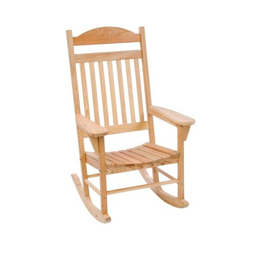 Great American Woodies Cypress Rocking Chair